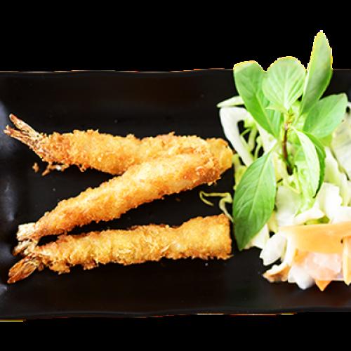 Tom Chien Xu 3ks -  Obalované Krevety 3ks
