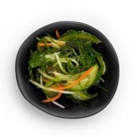 Wakame salát